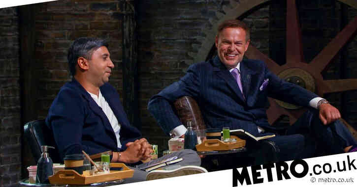 Is the money on Dragon's Den real?