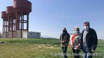 Le projet éolien du Moulin Blanc, près du mémorial de Villers-Bretonneux, fait son grand retour - Courrier picard