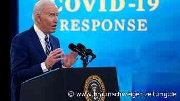 Corona-Newsblog: Corona: USA heben viele Beschränkungen für Geimpfte auf