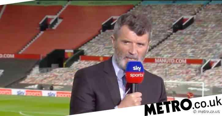 Roy Keane reveals his 'worry' over Edinson Cavani's Man Utd contract extension