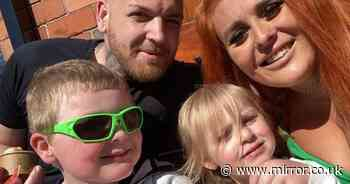 Partner of 'outstanding' dad tried to revive him in front of heartbroken kids