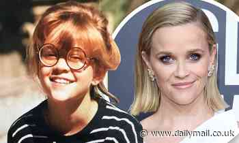 Reese Witherspoon embraces her nostalgic feelings and shares a throwback photo from 1987