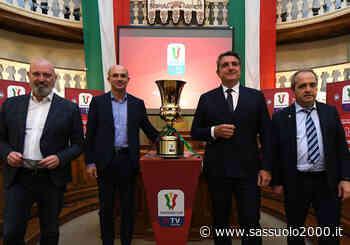 Presentata a Reggio Emilia la TIMVISION CUP - sassuolo2000.it - SASSUOLO NOTIZIE - SASSUOLO 2000