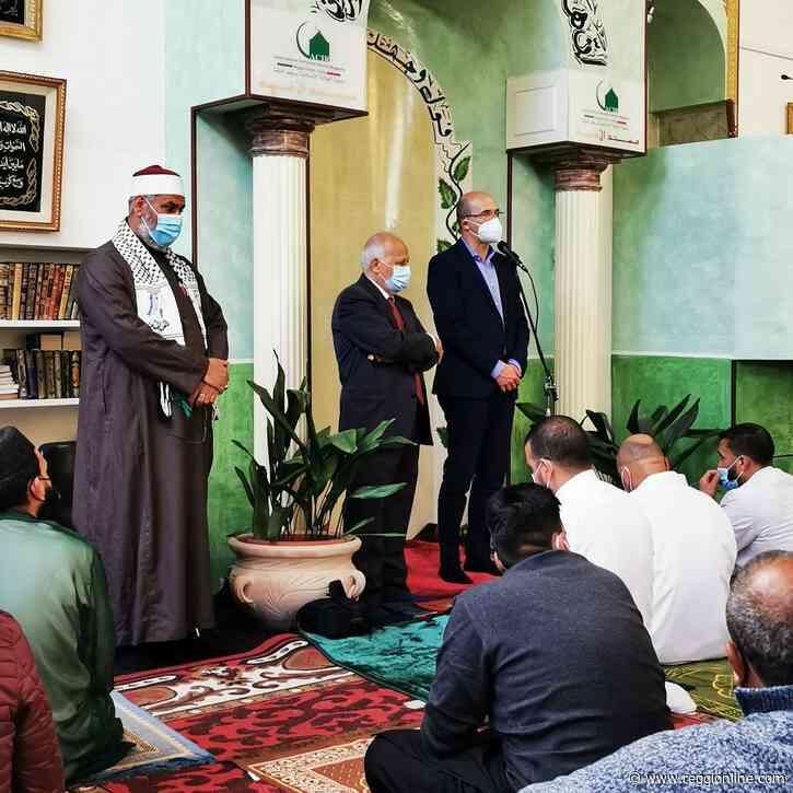 Reggio Emilia, festa di fine Ramadan con il sindaco - Reggionline