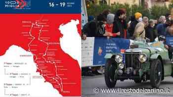Mille Miglia 2021 a Reggio Emilia: dopo il Giro d'Italia arrivano i bolidi d'epoca - il Resto del Carlino