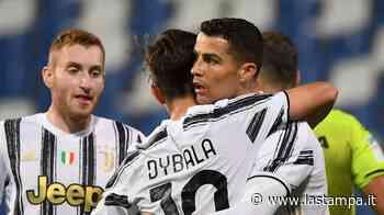 La Juve passa a Reggio Emilia e riparte, 3-1 al Sassuolo - La Stampa