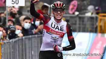 Giro d'Italia 2021: le foto a Reggio Emilia e Modena - il Resto del Carlino - il Resto del Carlino