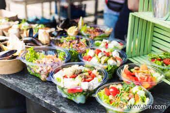 Entree salads that deliver
