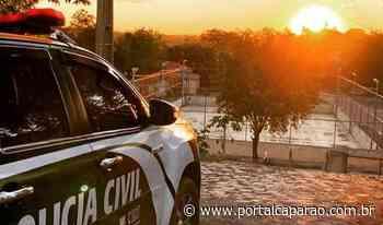 Acusado de homicídio é preso em Espera Feliz - Portal Caparaó