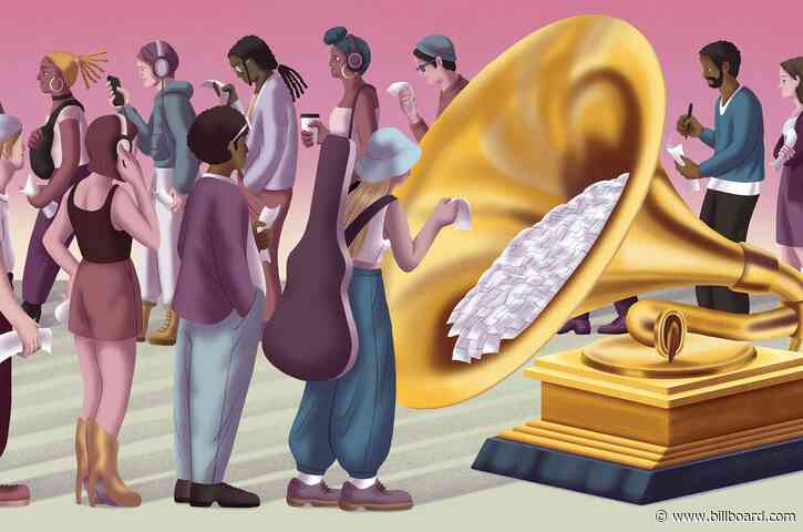 When Grammy Voters Pick the Nominees, Who Will Benefit?