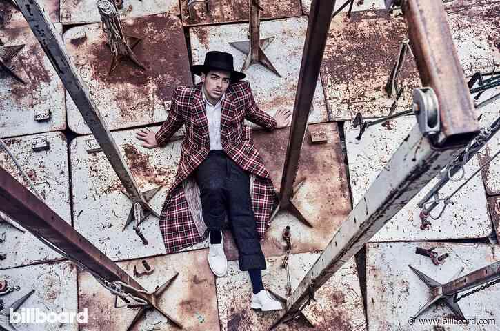 Joe Jonas Finds His 'Calling as a Weatherman' in Tanqueray Sevilla Orange Campaign