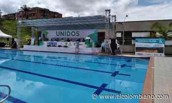 Guatapé recibe piscina; pista Mariana Pajón tendrá ajustes Guatapé, población del Oriente antioqueño, celebró este jueves - El Colombiano