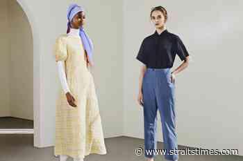 Modest fashion leader and Muslim convert Hana Tajima designs for all women - The Straits Times