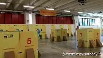 Da domani operativo il nuovo Hub vaccinale di Villorba - TrevisoToday