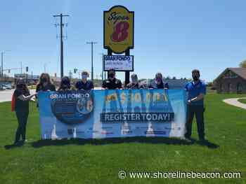 Port Elgin Super 8 Team joins Change a Life Challenge - Shoreline Beacon