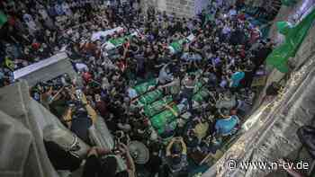 Auch Tel Aviv unter Beschuss: Mehr als 100 Menschen sterben in Gaza