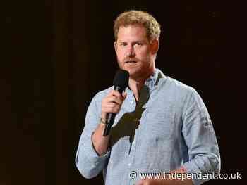 Prince Harry says royals are in cycle of 'genetic pain' passing on bad parenting habits