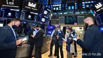 Ausverkauf bei Bitcoin: Dow Jones erholt sich nach drei Tagen wieder