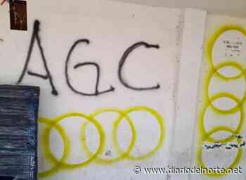 Comerciantes de San Juan del Cesar denuncian la aparición de grafitis en sus locales - Diario del Norte.net