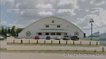 Biggar upgrading arena ice plant to solar power with new ICIP support - battlefordsNOW