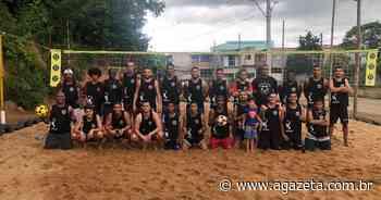 Comunidade transforma 'lixão' em complexo esportivo em Aracruz - A Gazeta ES