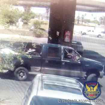 Phoenix police: Report of baby kidnapped in stolen truck was made up