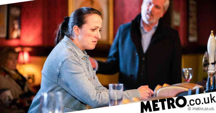 EastEnders spoilers: Sonia Fowler comes face-to-face with long-lost dad Terry Cant