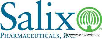 Salix Pharmacetuicals Will Present Scientific Data Featuring Post Hoc Analyses For RELISTOR® (Methylnaltrexone Bromide) At ASRA's 46th Annual Spring Meeting