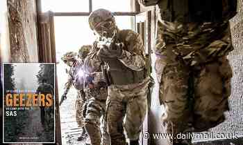 Woman who spent three years working in the world's most famous Army regiment