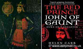 Was Bard's patriot Prince really a butcher's boy? Author examines John of Gaunt's life