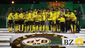 DFB-Pokalfinale: 4:1 - Dortmund spielt Leipzig an die Wand und holt den Pokal