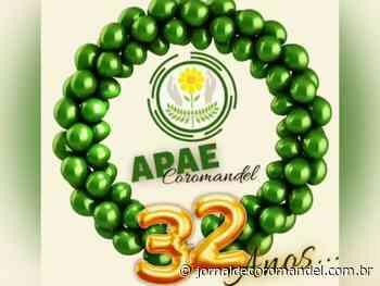 APAE de Coromandel comemora 32 anos de trabalho em prol da Pessoa com Deficiência Intelectual e Múltipla - Jornal de Coromandel