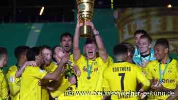 """""""Unglaublicher Moment"""": BVB feiert Pokalsieg nach Sieg gegen Leipzig"""