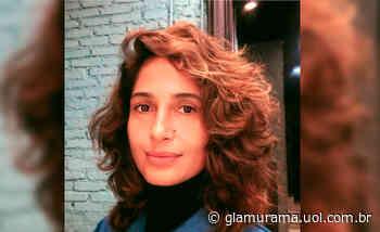 """Camila Pitanga repagina o cabelo para série da Globo e hairstylist revela truque secreto: """"Estamos adaptando uma peruca atrás"""" - Glamurama"""