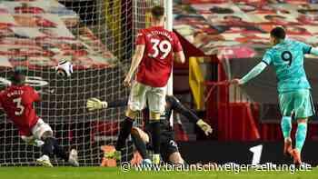 Premier League: Liverpool und Klopp gewinnen Nachholspiel bei Man United