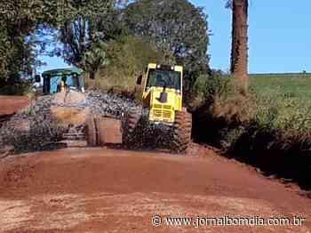 Notícias | Notícias: jacutinga-mais-infraestrutura-logistica - Jornal Bom Dia