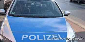 Königs Wusterhausen: Autodiebstahl auf dem Parkplatz - Märkische Allgemeine Zeitung