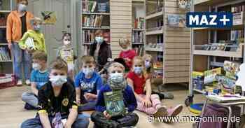 Bibliothek Wusterhausen bietet wieder Veranstaltungen für Kinder an - Märkische Allgemeine Zeitung