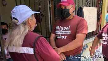 Candidatos de Morena se enfrentan a empujones en Tixkokob: VIDEO - PorEsto