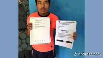 Oswaldo, de Tixkokob, podrá continuar sus estudios - Noticieros Cadena RASA