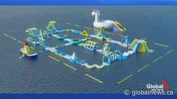 """Splashifax"" to bring giant water park to Lower Sackville   Watch News Videos Online - Globalnews.ca"