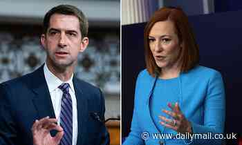 Jen Psaki says teaching systemic racism at colleges is 'responsible' not 'liberal indoctrination'