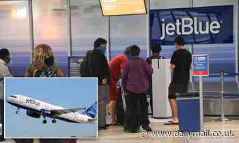 FAA fines 'abusive' JetBlue passenger $10,500 who refused to wear mask and blew nose into blanket