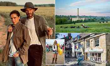 Cotswold idyll beloved of celebrities Chipping Norton has gone from Blue to Red