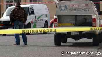 #Chihuahua | Familiares lo encuentran degollado en el interior de su cuarto - Adriana Ruiz