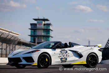 Indy 500 : une Chevrolet Corvette Cabriolet pour Pace Car - actualité automobile - Motorlegend.com