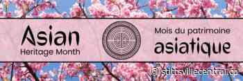 Ottawa and Stittsville Public Library celebrate Asian heritage month - StittsvilleCentral.ca