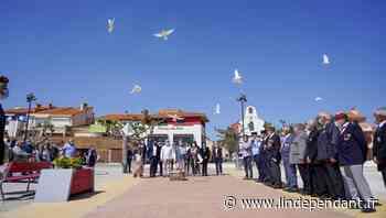Un lâcher de colombes au Barcarès pour le 8-Mai - L'Indépendant