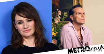 Emily Mortimer 'has a crush' on Andrew Scott in The Pursuit of Love - Metro.co.uk