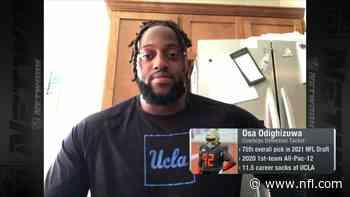Osa Odighizuwa: Playing Brady, Bucs Week 1 'is a good way to start my NFL career' - NFL.com